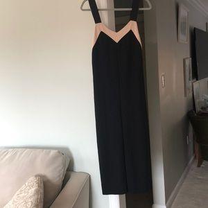 Black and Tan Zara jumpsuit